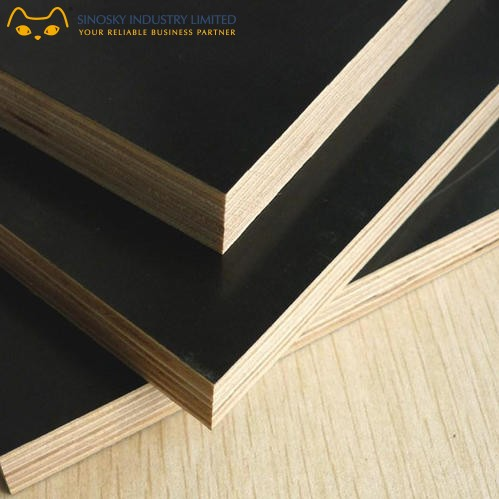 black film face plywood